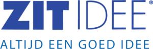 Logo Zit Idee blauw
